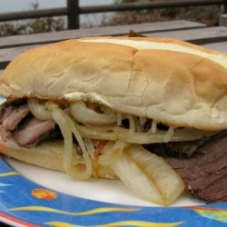Beefed-Up Roast Beef Sandwiches
