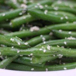 Green Bean Okazu Recipe - Details, Calories, Nutrition Information ...