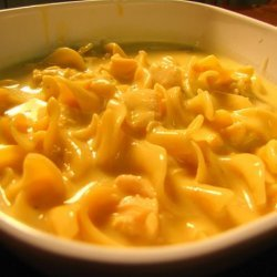 Amish Chicken Noodle Soup