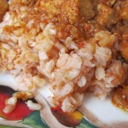 Honey Chipotle Mexican Rice