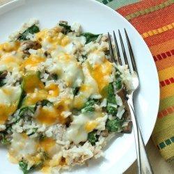 Tuna & Rice Casserole