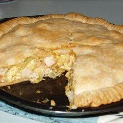 Sarah Shipley's Chicken Pot Pie recipe