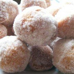 Chinese Orange Donut Holes