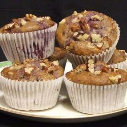 Chocolate Chunk Raspberry Muffins