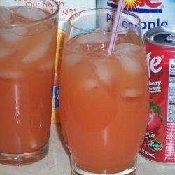 St. Croix Mango Rum Punch