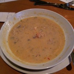 Shrimp, Corn & Crab Bisque