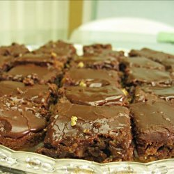 Tri-Level Brownies