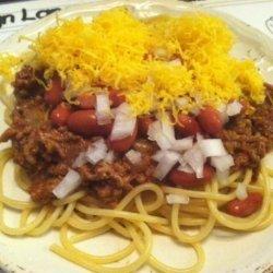 Cincinnati Chili (America's Test Kitchen)