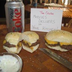 Marvin's Gcb Mini's (Garlic Cheeseburgers) recipe