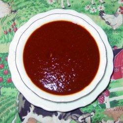Irma's Red Enchilada Sauce  (Salsa De Chile Rojo)