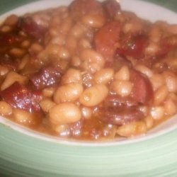 White Bean and Sausage Stew