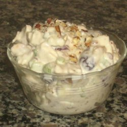 Southern Honey-Chicken Salad
