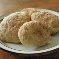 German Cinnamon Jumbo Cookies