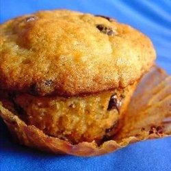 Banana Muffins (Chocolate Chips Optional)