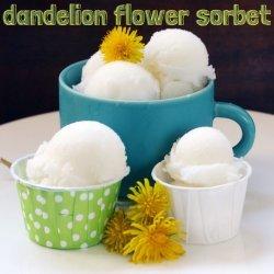 Dandelion Flower Cookies