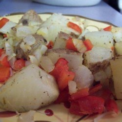 Oven Roasted Home Fries
