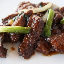 Actual Pf Chang's Mongolian Beef Recipe