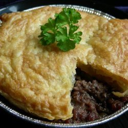 Beef & Beer Pies recipe