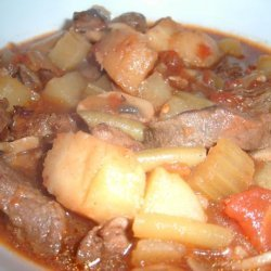 Heart Healthy Beef Stew