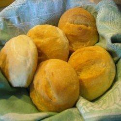 Spanish Crusty Bread Rolls