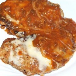 easy, tasty chicken parmigiana recipe
