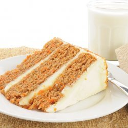 Carrot Cake (Low Fat)