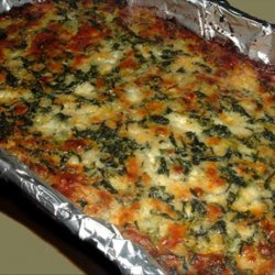 Cheese-Spinach Appetizers