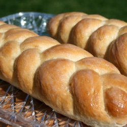 Bread Machine Honey Whole Wheat Challah
