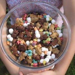 Teddy Bear Snack Mix