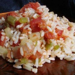 Baked Spanish Rice