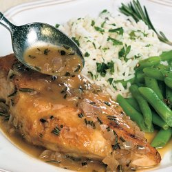 Chicken Breast With Rosemary