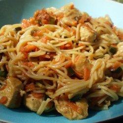 Rachael Ray's Yakitori Noodle Bowls- Remixed