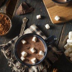 Hot Vanilla Chocolate
