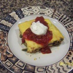 Quick and Easy Egg Bake- Dinner Favorite!! recipe