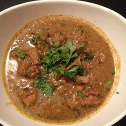 Kaypee's Homemade Indian Lamb Masala  Curry