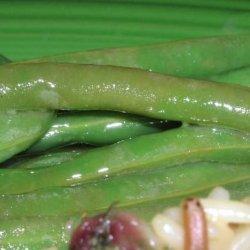 Buca Di Beppo Green Beans