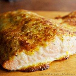 Roasted Pecan Salmon