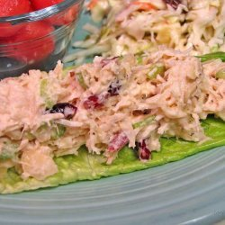 Fruit & Nut Chicken Salad