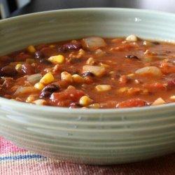 Hearty Tex-Mex Chili Soup