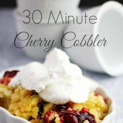 30 Minute Cobbler