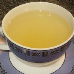 Ginger-citrus Syrup
