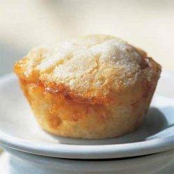 White Chocolate Apricot Muffins