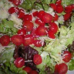 Red Lettuce Salad