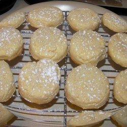 Joanne's Snowflake Cookies