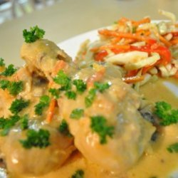 Chicken Satay Goes to Rio