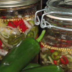 Bread & Butter Peppers