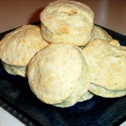 Buttermilk Herbed Biscuits