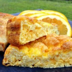 Easy Oven Omelet With Cheese