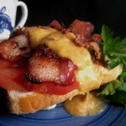 Tomato, Bacon, and Cheese Sandwich from Campbells Soup