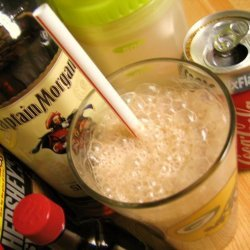Adult Chocolate Milk With Spiced Rum